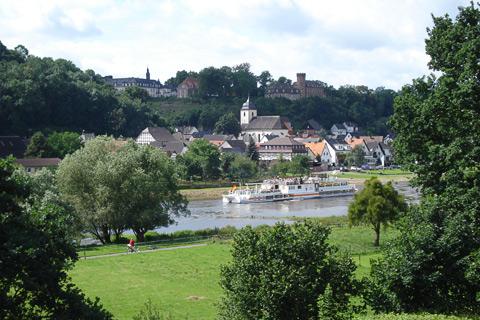 Weser Burg Herstelle