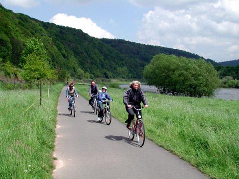Weserradweg R99