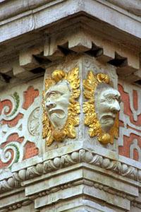 Dempterhaus Hameln Detail